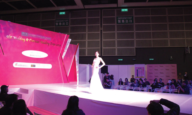 Hong Kong Overseas Wedding Expo 2019​