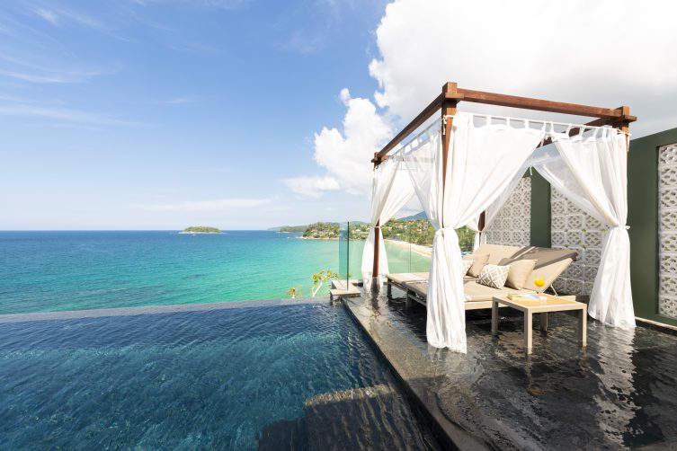 Seaview Pool Villa Romance